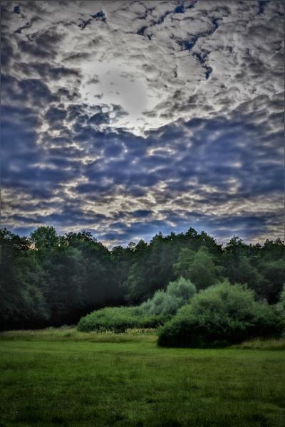 Drama in the Sky by PentaxBro