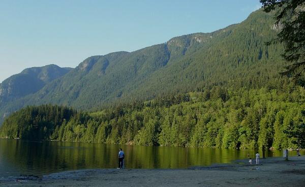 Canadian Lake by PentaxBro