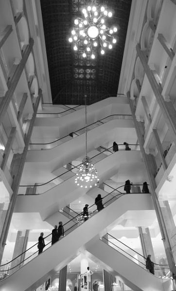 Illum Department Store, Copenhagen (København) by tonycullen