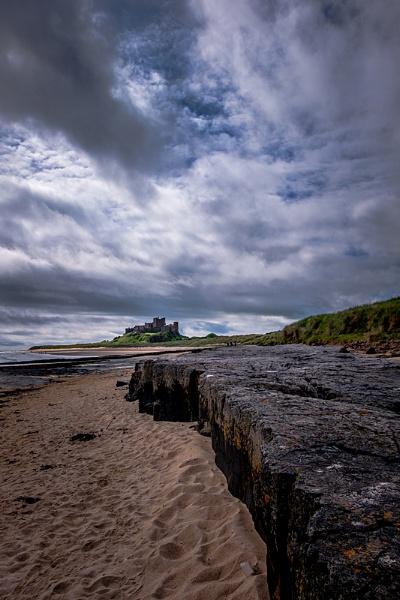 Bamburgh Sky by photographerjoe