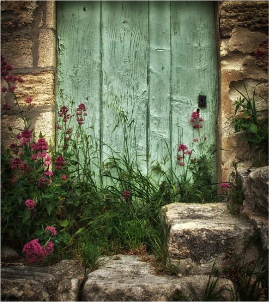 The door that was by KingBee