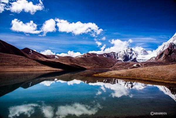 Gurudongmar Lake - Sikkim, India by hi_res