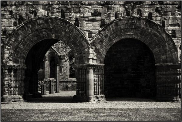 Three Little Pillars by woolybill1