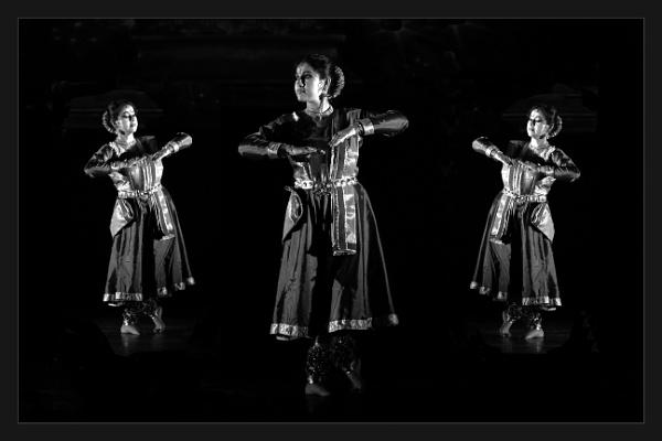 Woman in Black by prabhusinha