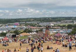 Glastonbury View