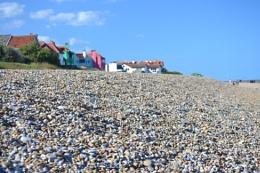 Seaside colours