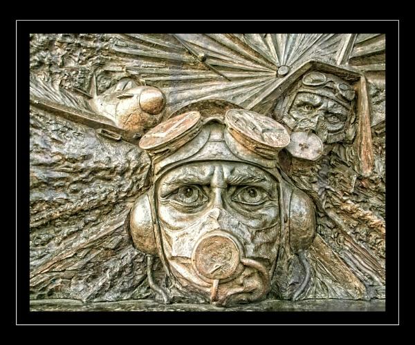 Bronze Sculpture by sweetpea62