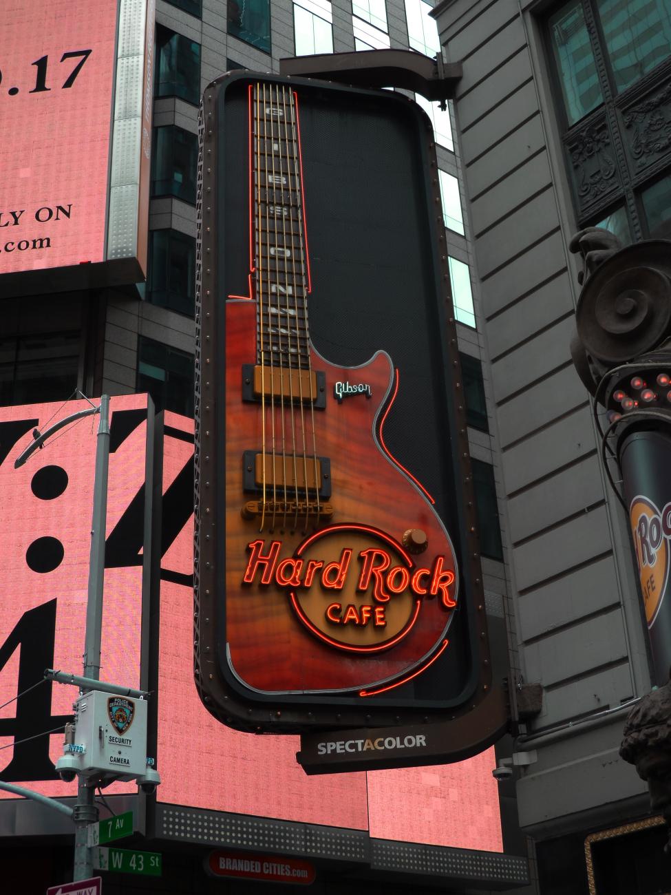 A Manhattan Icon