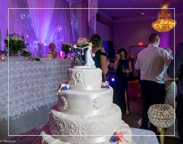 Wedding Cake by Swarnadip
