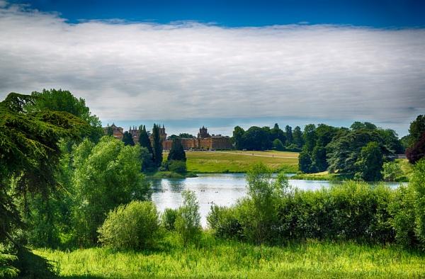 Blenheim Palace by dudders82