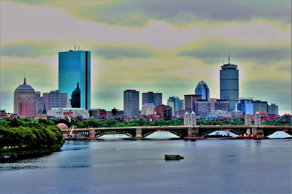 Boston MA. by cptdaniel