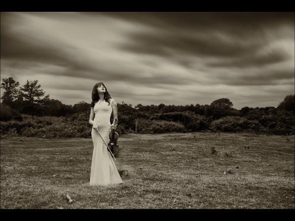 Fiddling in the storm by gavrelle