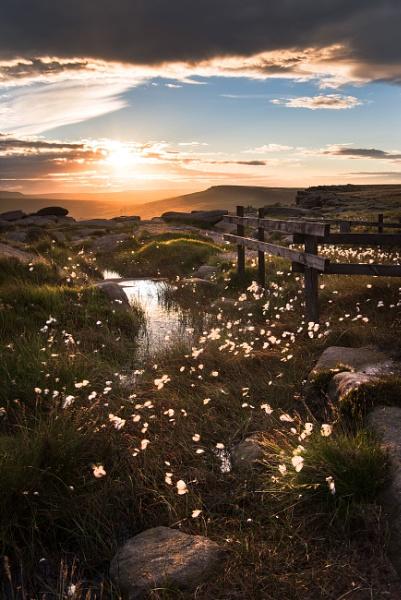 Moorland Calm by Trevhas