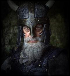 Warrior Stare