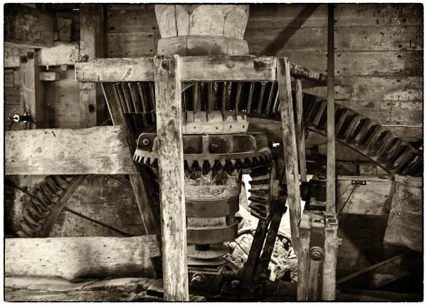 Watermill Mechanism by NevJB