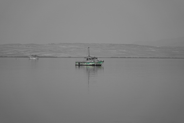 Calm sea by frogs123