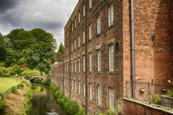 Quarry Bank Mill by kip55