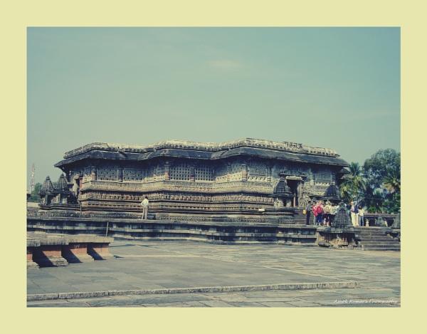 Belur channakeshava temple by ashokynk