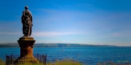 """Highland Mary"" at Dunoon."