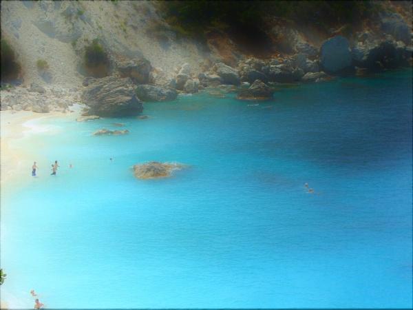 Dreamy Beach 2 by PhotoHeritage
