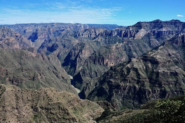 Urique canyon by pedromontes