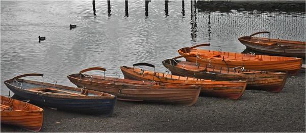 Derwentwater by MalcolmM