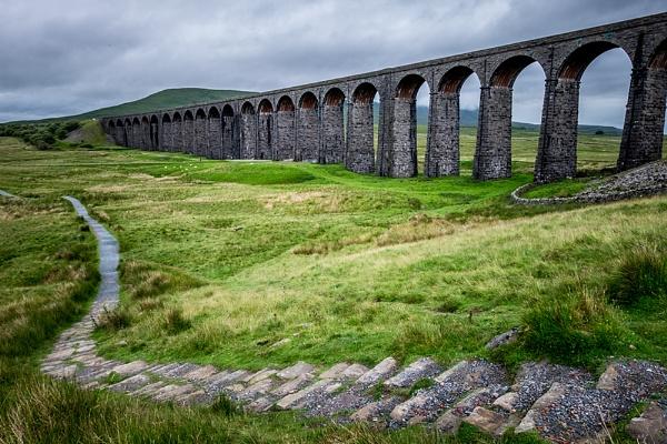 Ribblehead Viaduct by photographerjoe