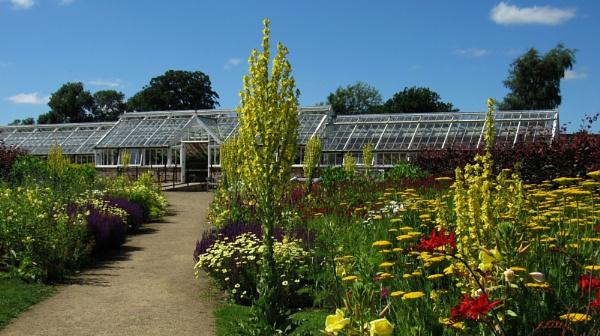Helmsley Walled Garden by oldgreyheron