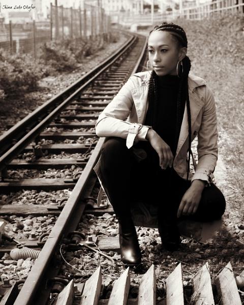 \'Seaside Tracks\' by cheemluke7