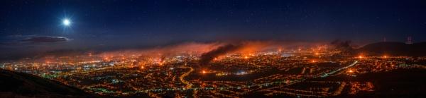 Belfast\'s bonfires by brzydki_pijak