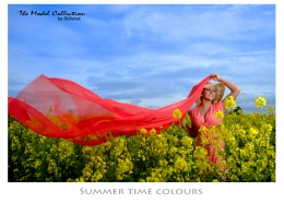 Summer time colours