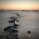 Happisburgh Rocks by ianrobinson
