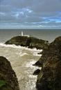South Stack Lighthouse by vivdy
