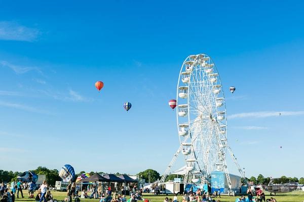 Northampton Town Festival by CarolAnnPhotos