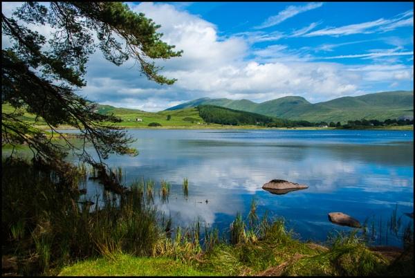 Llyn-y-Gadair by bwlchmawr