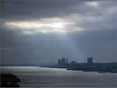 Light on the Hudson by carmenfuchs