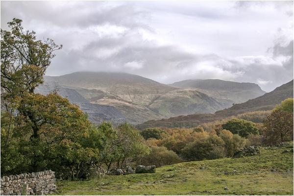 Snowdonia Range by Tobytoes