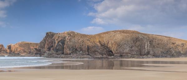 Mangurstadh Beach, Outer Hebrides by RobertTurley