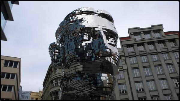 kafka\'s head by FabioKeiner