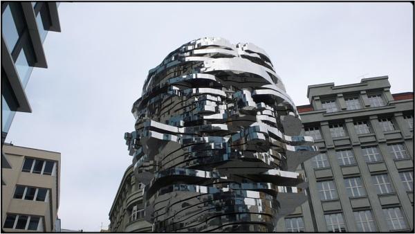 kafka\'s head 2 by FabioKeiner