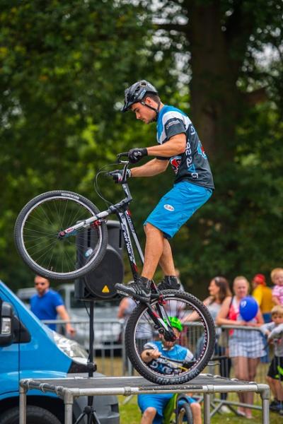 Stunt rider 2 by Ingymon