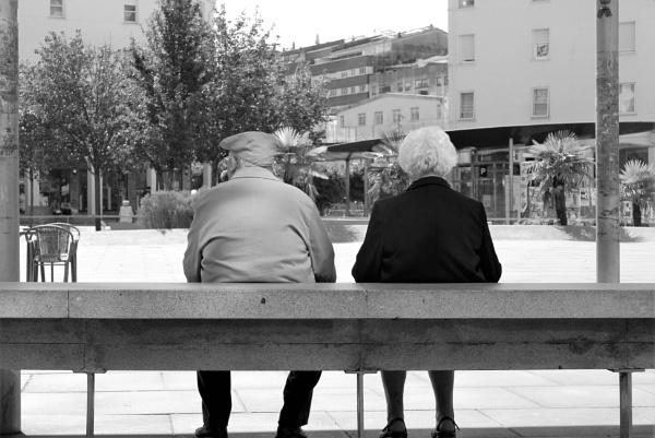 Retirement, Santiago de Compostela, Galicia by tonycullen
