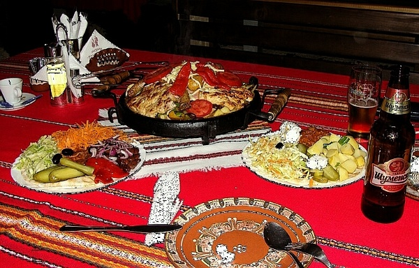 Traditional Bulgarian Foods by PhotoHeritage