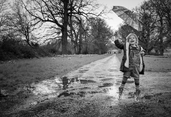 Fun in the Rain by jpappleton