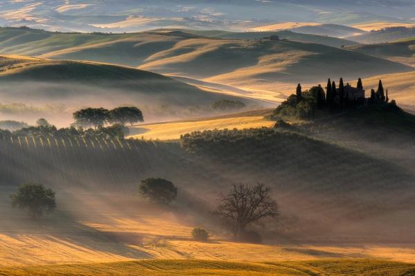 Poggio Belvedere by Methariorn