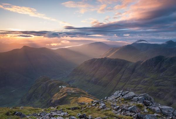 Stob Coire nan Lochan by PaulHolloway