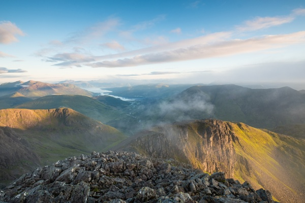 Looking West by PaulHolloway