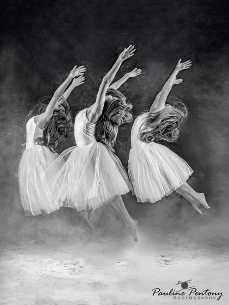 The Three Dancers by pentony