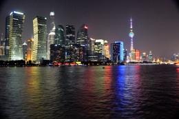 Shanghai Waterfront.