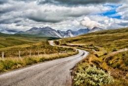 Cuillin road